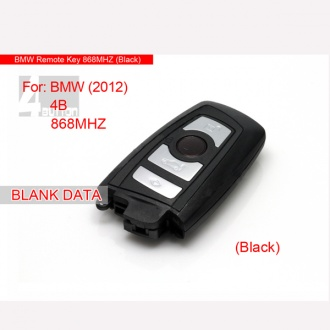 BMW smart key 4 button 868MHZ 2012