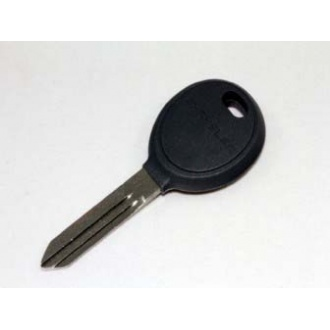 Chrysler key shell