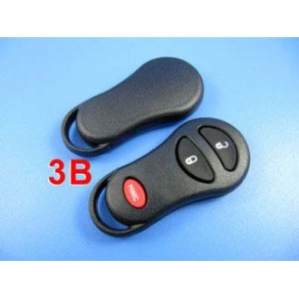Chrysler remote shell 3 button