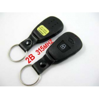 Hyundai remote key 2 button 315MHZ
