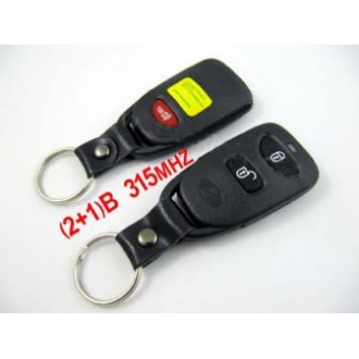 Hyundai remote key 2+1 button 315MHZ
