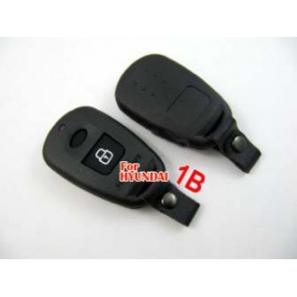 Hyundai remote shell 1 button