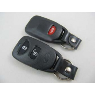 Hyundai remote shell (2+1) button
