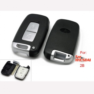 Hyundai smart remote key shell 2 button