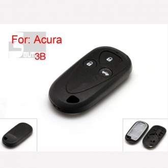 Honda Acura remote shell 3 button