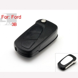 Ford remote key shell 3 button
