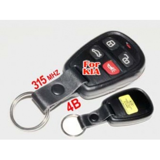 Kia Optima remote 4 button