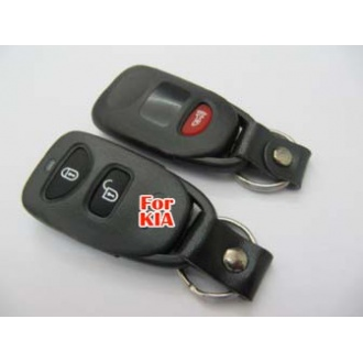 Kia remote shell (2+1) button