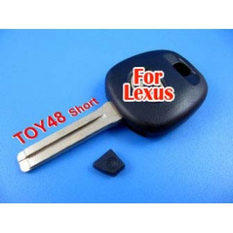 lexus transponder key shell TOY48( short)