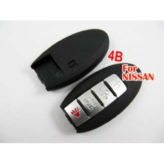 Nissan smart remote shell 4 button