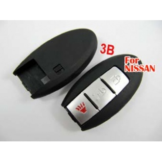 Nissan smart remote shell 3 button
