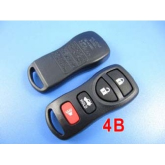 Nissan TIIDA remote 4 button(315MHZ)