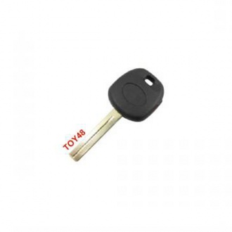 Lexus transponder key shell toy48 (logo separate)
