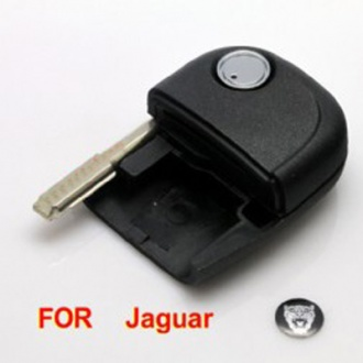 Jaguar flip key head