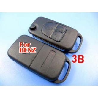 Benz remote key shell 3 button