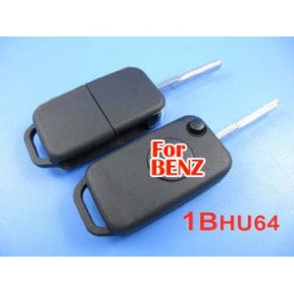 Benz remote key shell 1 button