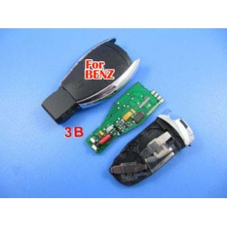 updating benz smart key 3-button 315MHZ