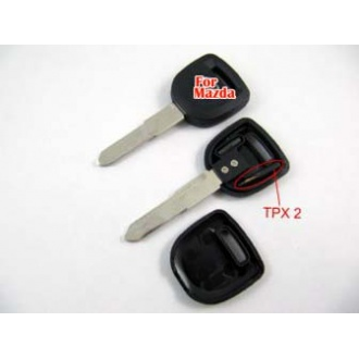 Mazda key shell (available for TPX 2)