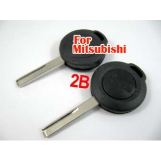 Mitisubishi remote key shell 2 button