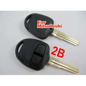 Mitsubishi remote key shell 2 button (without inside remote shell)
