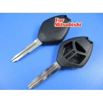 Mitsubishi remote key shell 3 button