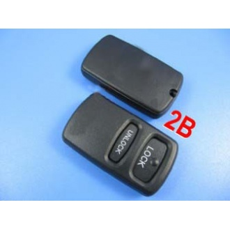 Mitsubishi remote shell 2 button