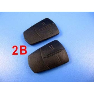 Opel remtoe 2 button rubber