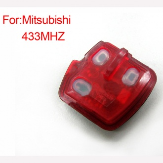 Mitsubishi remote 2 button 433MHZ