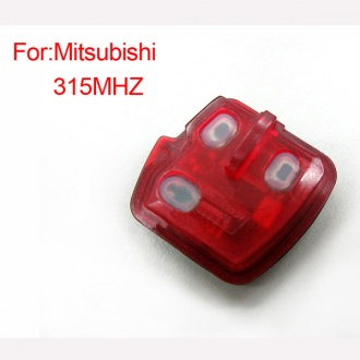 Mitsubishi remote 2 button 315MHZ