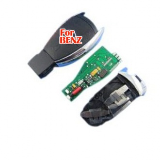 updating benz smart key 3-button 433MHZ