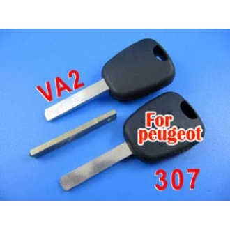 peugeot transponder key ID46 (307 without groove )