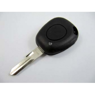renault remote key shell 1 button-with groove