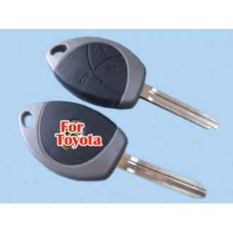 Toyota key shell 3 button-for Malaysia