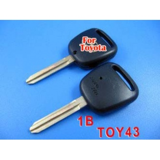 toyota remote key shell side1 button toy 43