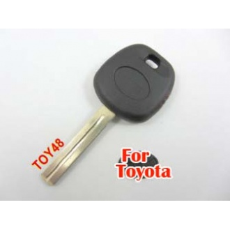 Toyota key shell toy48 (inside available for TPX1,TPX2)