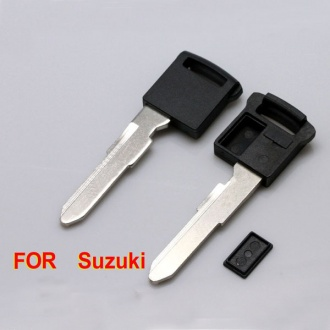Suzuki transponder key shell (key blade longer)