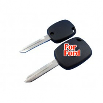 Ford 4C duplicable key with groove