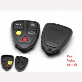 Volvo remote shell 3+1 button