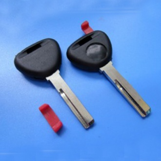 Volvo key shell