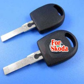 skoda transponder key ID48 with light