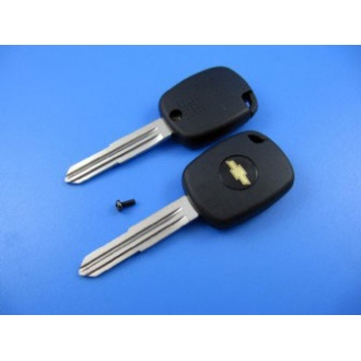 chevrolet 4D duplicable key shell