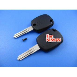 nissan A32 4D duplicable key shell