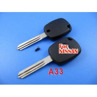 nissan A33 4D duplicable key