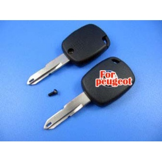 peugeot 206 4D duplicable key with groove