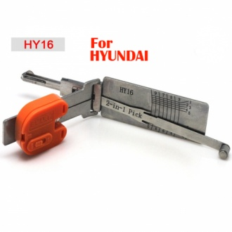 Smart HY16 2 in 1 auto pick and decoder