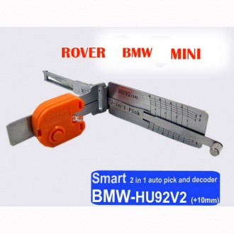 Smart HU92 2 in 1 auto pick and decoder