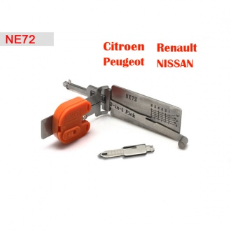 Smart NE72 2 in 1 auto pick and decoder