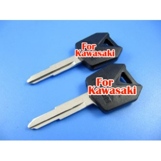 kawasaki motocycle key shell (black color)