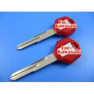 BKING motocycle key shell (red color)
