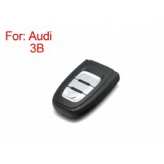 Audi remote key shell 3 button